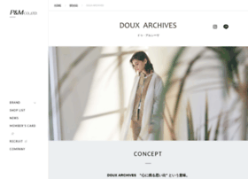 doux-archives-net.com
