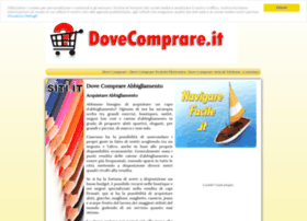 dovecomprare.it
