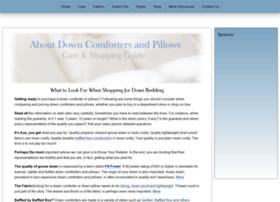 down-comforter-info.com