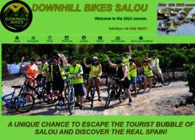 downhillbikessalou.com