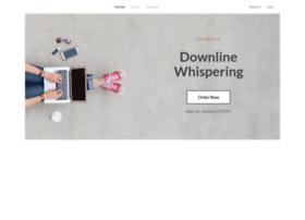 downlinewhispering.com