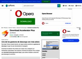 download-accelerator-plus.softonic.com