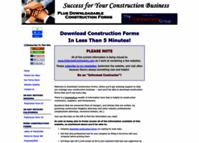 download-construction-forms.com