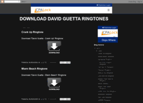 download-david-guetta-ringtones.blogspot.com.au
