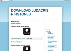 download-ludacris-ringtones.blogspot.co.il
