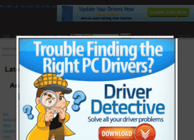 download-notebook-drivers.com