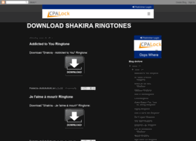 download-shakira-ringtones.blogspot.no