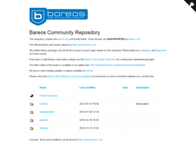 download.bareos.org