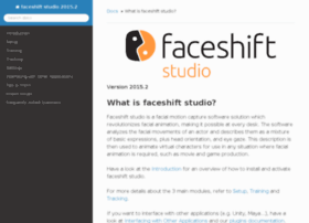 download.faceshift.com