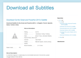 downloadallsubtitles.blogspot.in