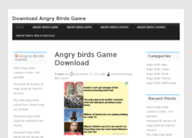 downloadangrybirdgame.com