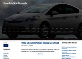 downloadcarmanuals.com