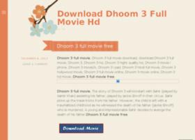 downloaddhoom3hdmovie.wordpress.com