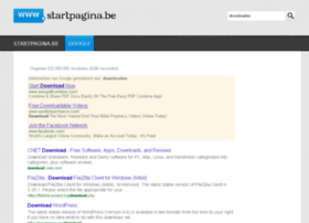 downloaden.startpagina.be