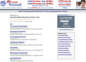 downloadfreeebookscontent.com