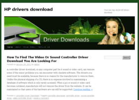 downloadhpdriver.com