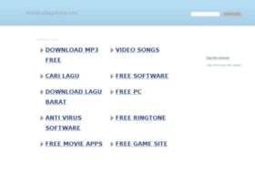downloadlagubarat.com