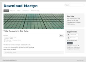 downloadmartyn.com