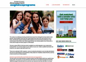 downpaymentassistanceprograms.org