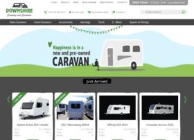 downshirecaravans.com