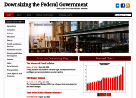 downsizinggovernment.org