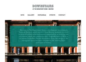 downstairsbrixton.com
