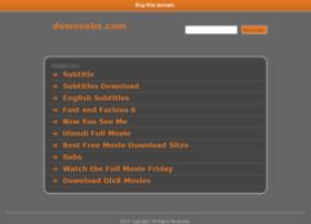 downsubs.com