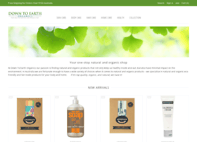 downtoearthorganics.com.au