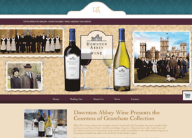downtonabbeywine.com