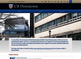 downtown.richmond.edu