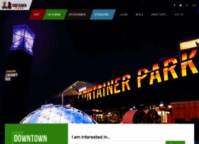 downtowncontainerpark.com