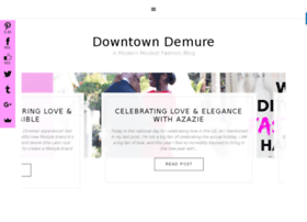downtowndemure.com