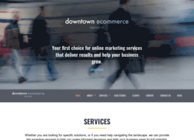downtownecommerce.com