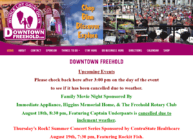downtownfreehold.com