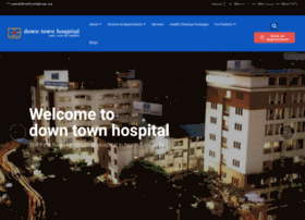 downtownhospitals.in