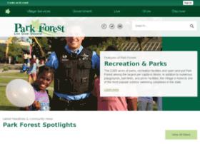 downtownparkforest.com