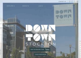 downtownstockton.org