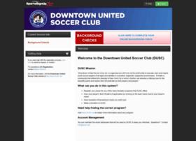 downtownunitedsc.sportssignup.com
