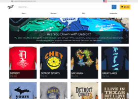 downwithdetroit.com