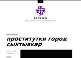 dowosuw.wordpress.com