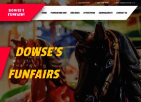 dowsesfunfairs.co.uk