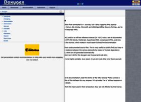 doxygen.org