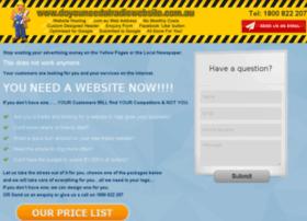 doyouneedatradiewebsite.com.au