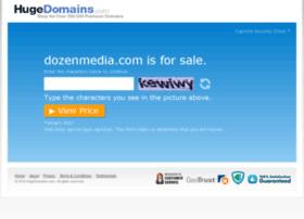 dozenmedia.com
