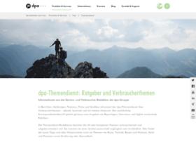 dpa-themendienst.de