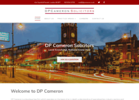 dpcameron.co.uk