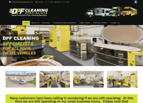 dpfcleaningspecialists.com