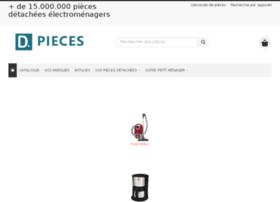 dpieces.fr