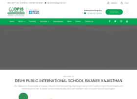 dpsbikaner.org