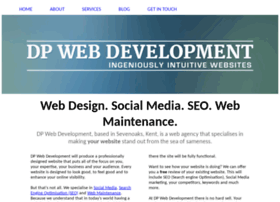 dpwebdevelopment.co.uk